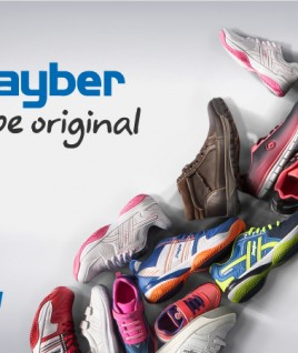 """Encuentra las zapatillas """"Be Original!"""""""