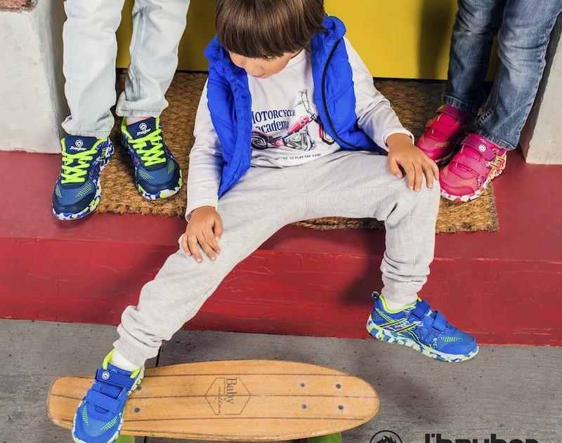 zapatillas niños J'hayber