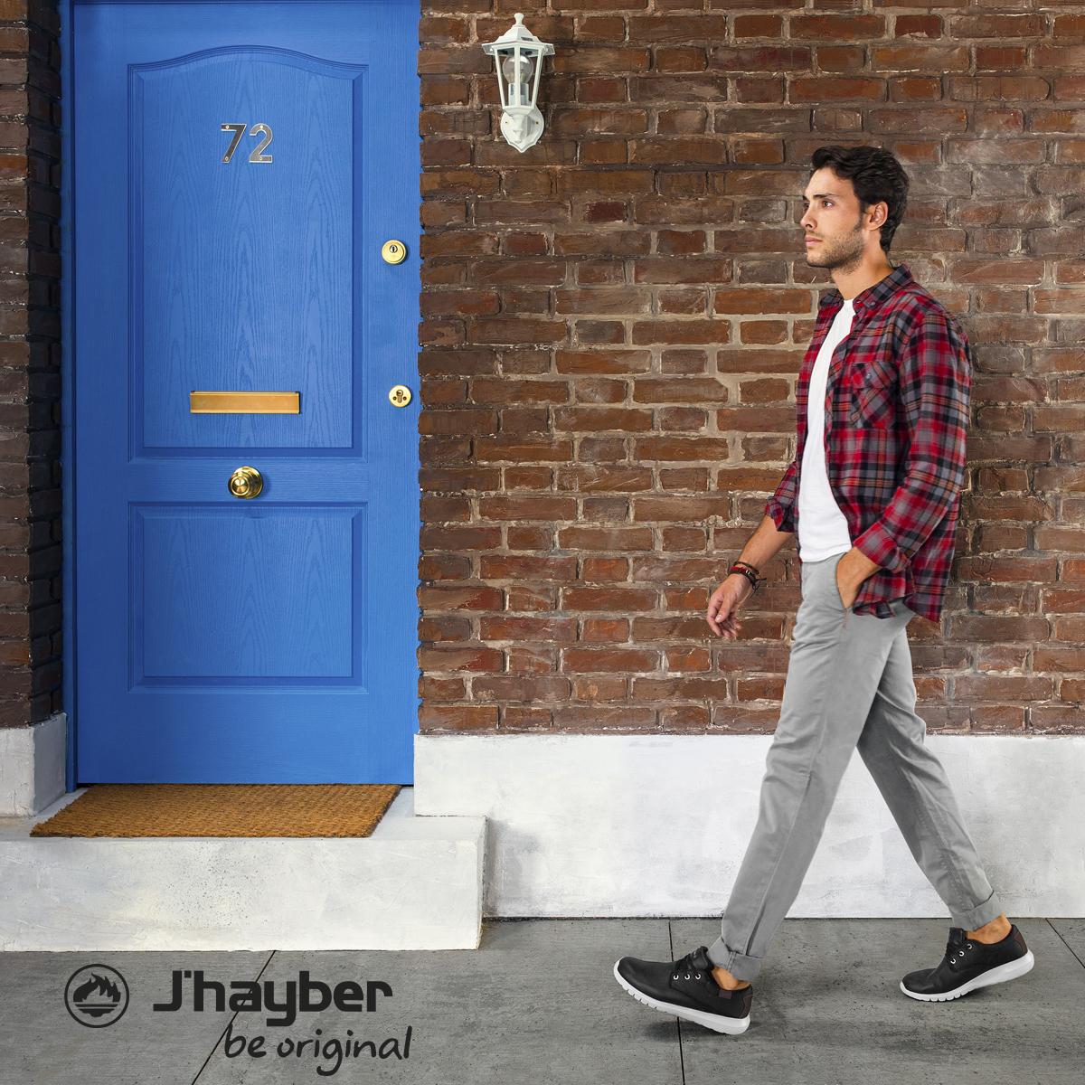 zapatillas de hombre casual
