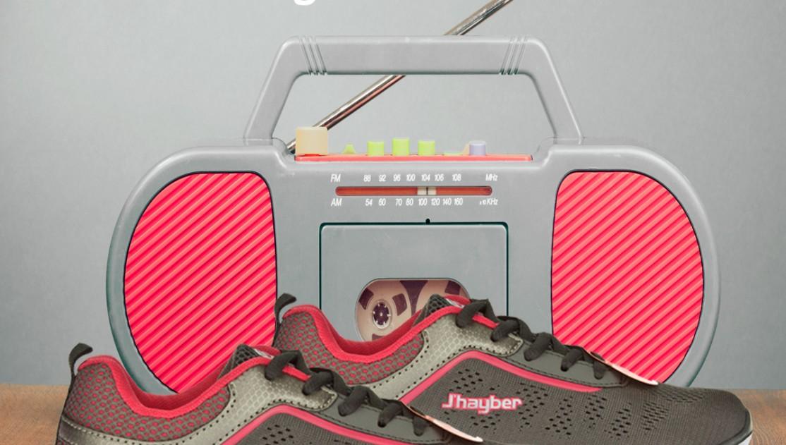 calzado cómodo J'hayber I-SOFT