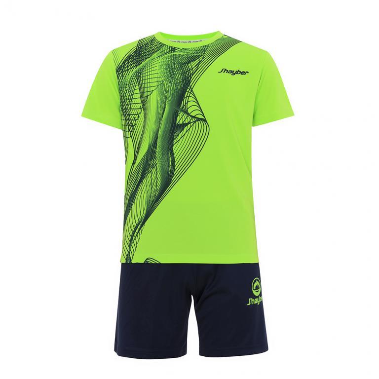 DA23021-600 Conjunto deportivo Hombre Da23021 Verde
