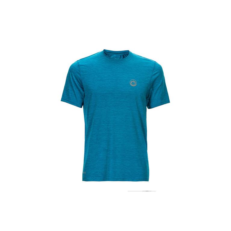 Camiseta Hombre Da3198 Sky Blue
