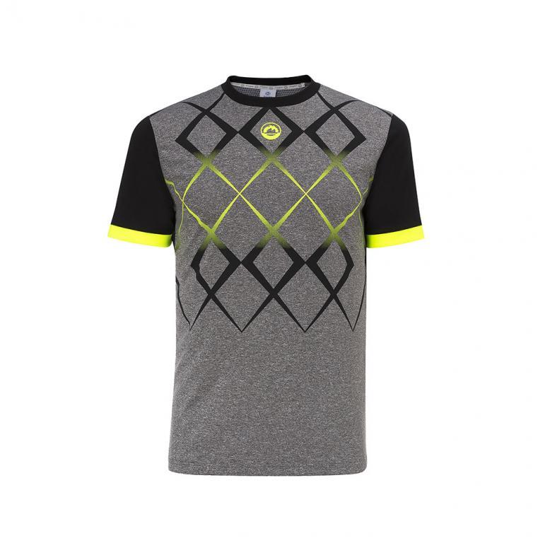 Camisetas Hombre Da3210 Grey Vigore