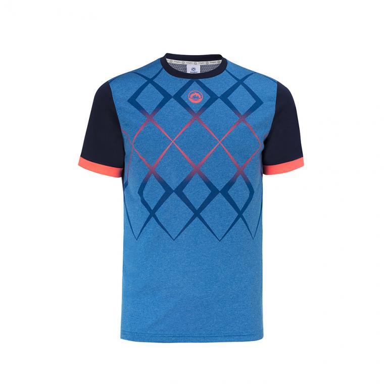 Camisetas Hombre Da3210 Blue
