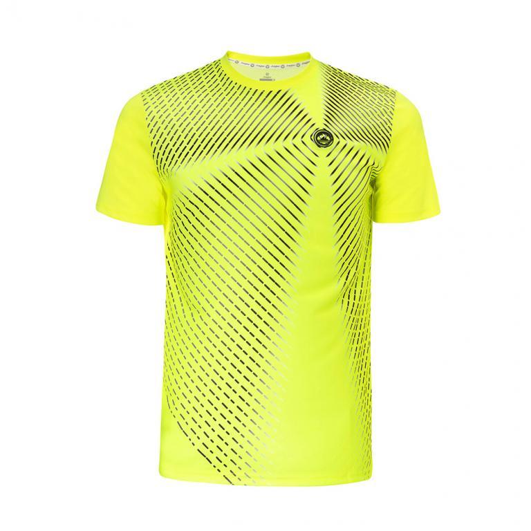 Camisetas Hombre Da3212 Yellow