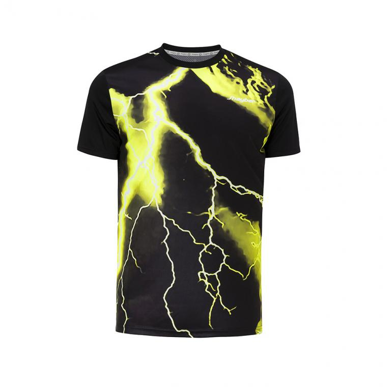 Camisetas Hombre Da3213 Black
