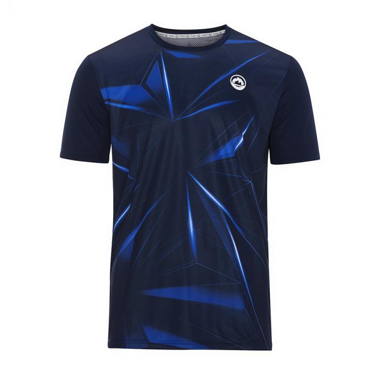 DA3219-300 Camiseta Deportiva GLASS Azul