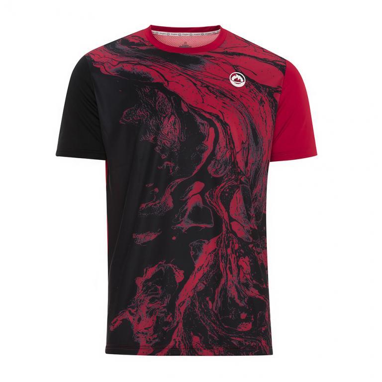DA3221-400 Camiseta Deportiva PARLEY Rojo