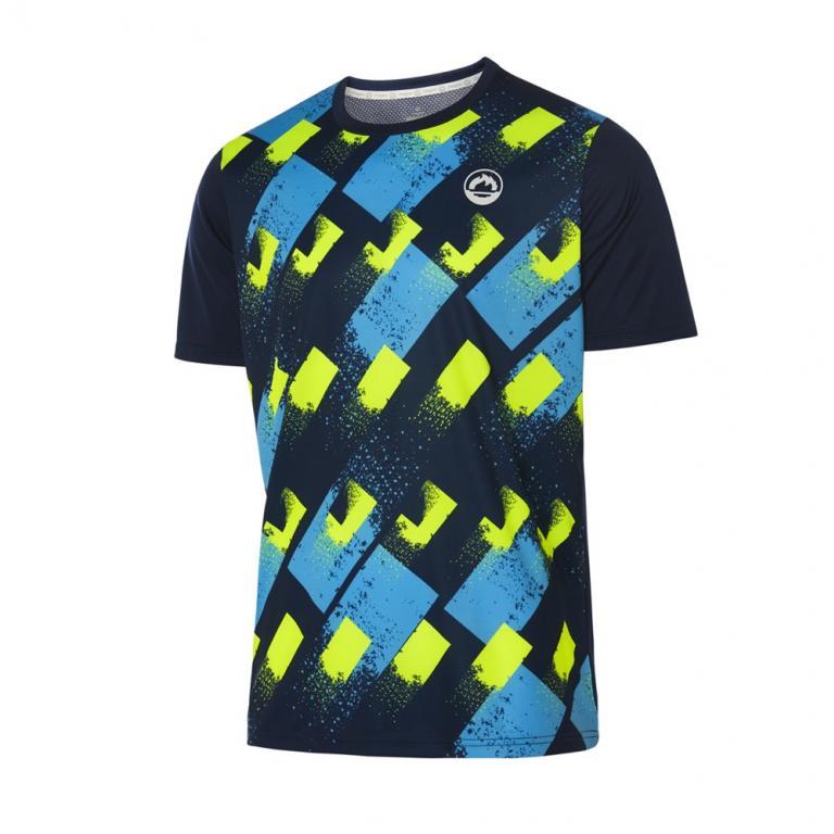 DA3235-300 Camiseta Deportiva AGASI Marino