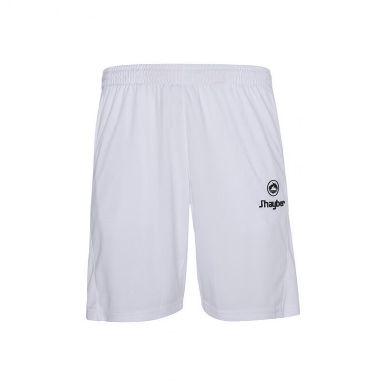 Pantalones Cortos Hombre Da4365 White