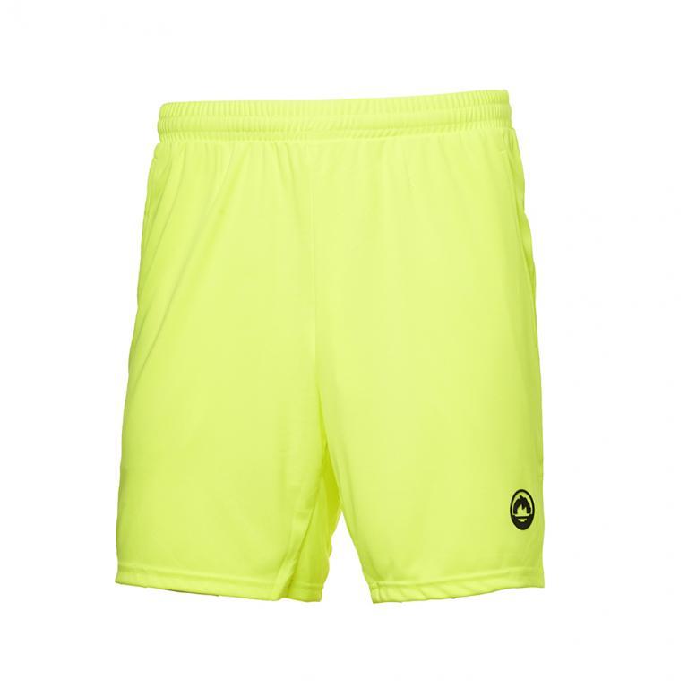DA4382-700 Pantalón corto Basic amarillo