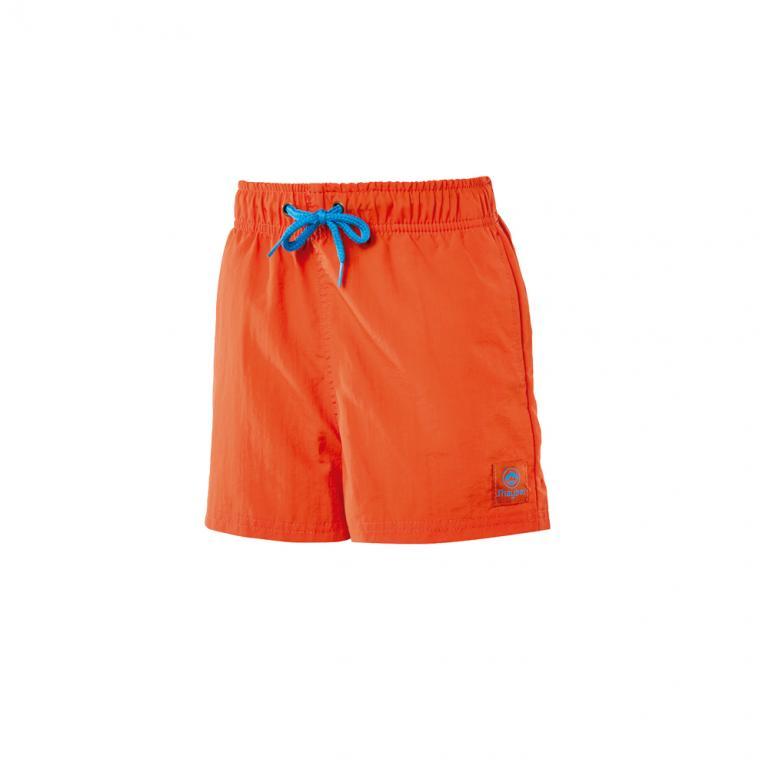 DN10609-903 Bañador niño sport naranja