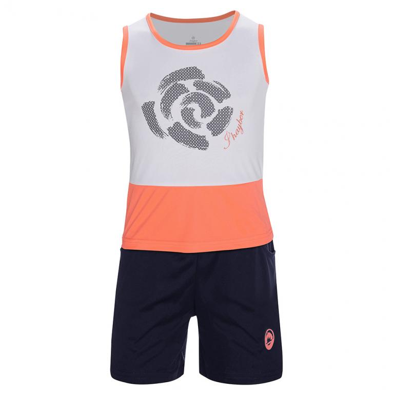 Conjuntos Junior Dn23006 White-coral