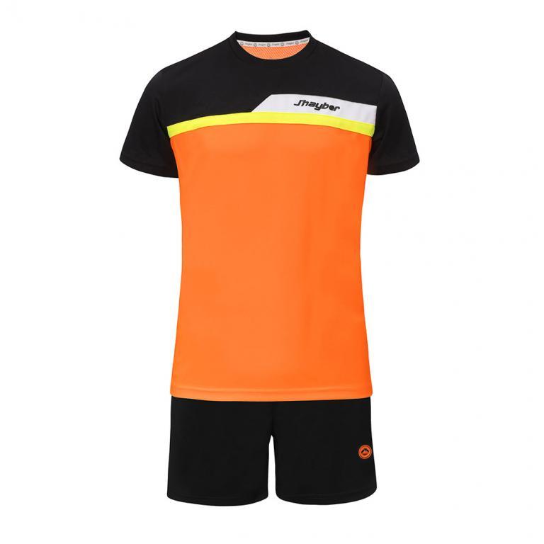 Conjuntos Junior Dn23011 Orange