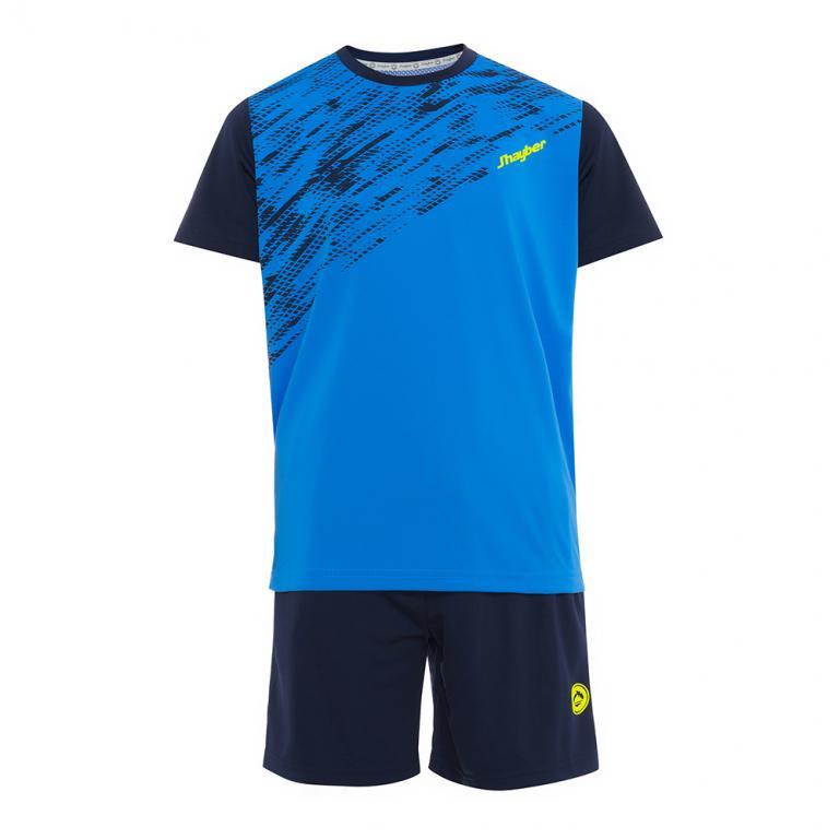 DN23012-303 Conjunto camiseta y pantalón Dn23012 Azul