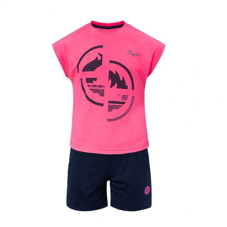 Conjuntos Junior Dn23016 Pink