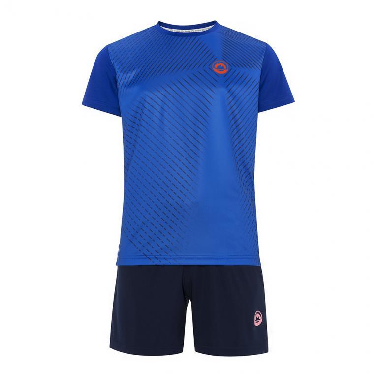 DN23022-35 Conjunto deportivo Niño Dn23022 Azul Royal
