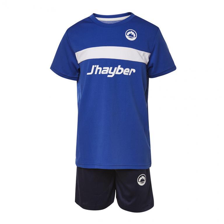 DN23034-300 Conjunto deportivo niño J'hayber azul