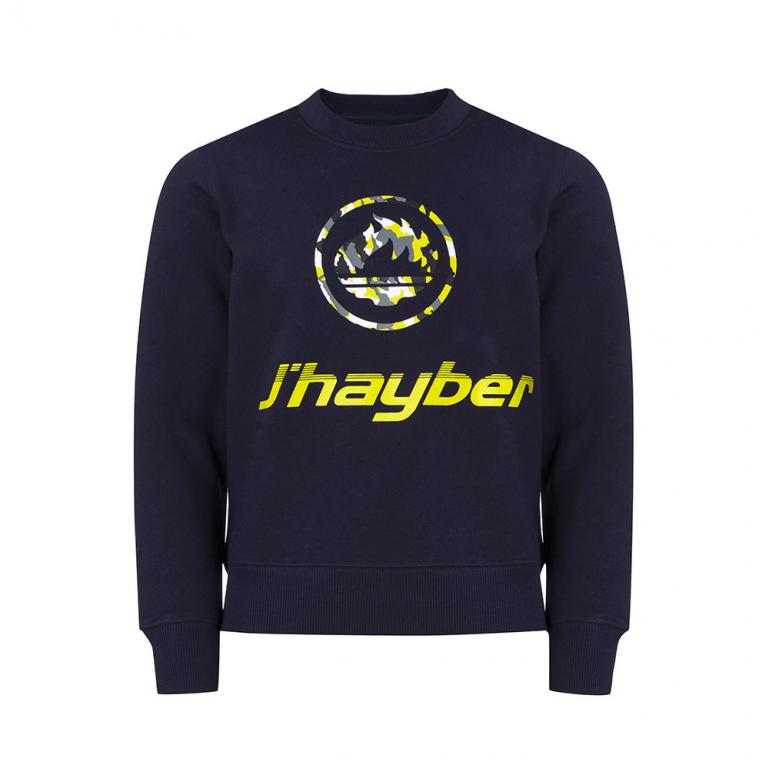 Sudaderas Junior Dn2741 Navy