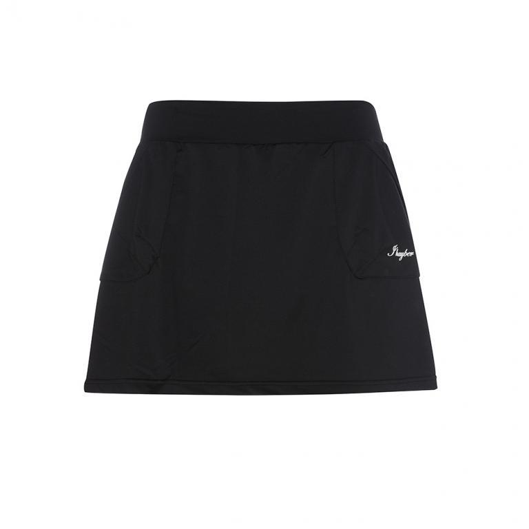 Faldas Mujer Pockets Negro