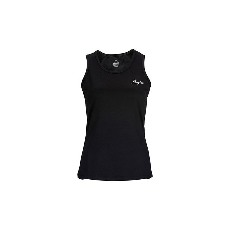 Camisetas Mujer Leopard Black