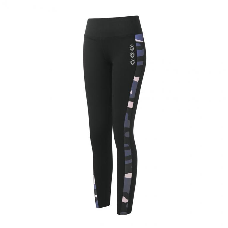 DS4377-200 Legging mujer BAND Negro