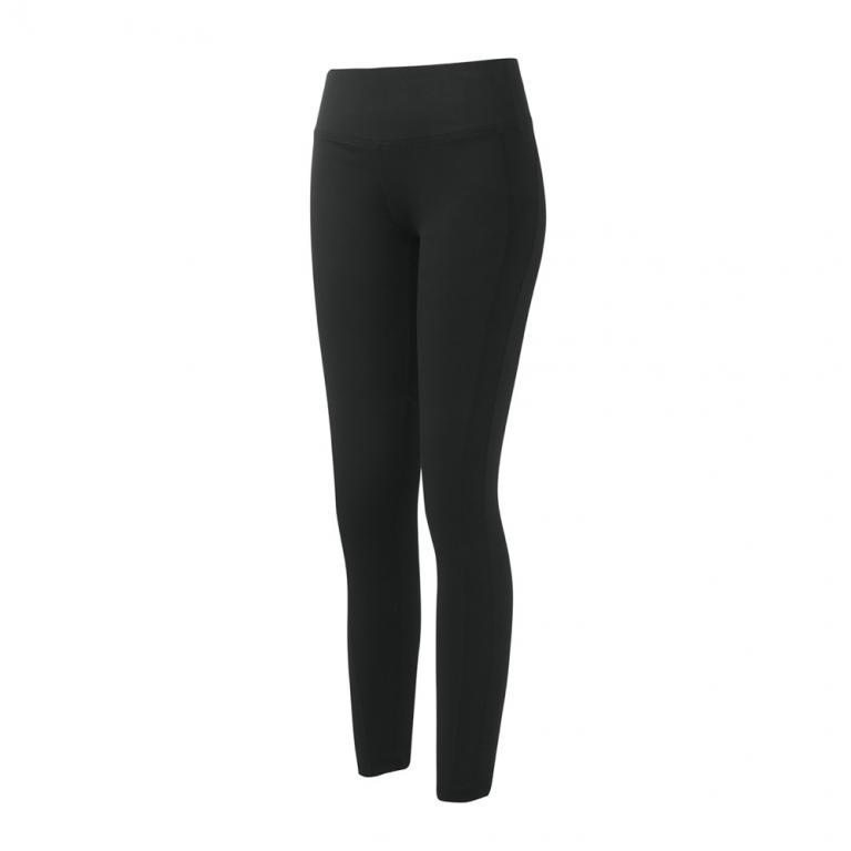 DS4377-202 Legging mujer BAND Negro