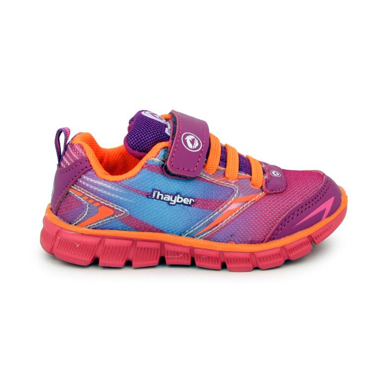 Running Kids Rolete Purpura