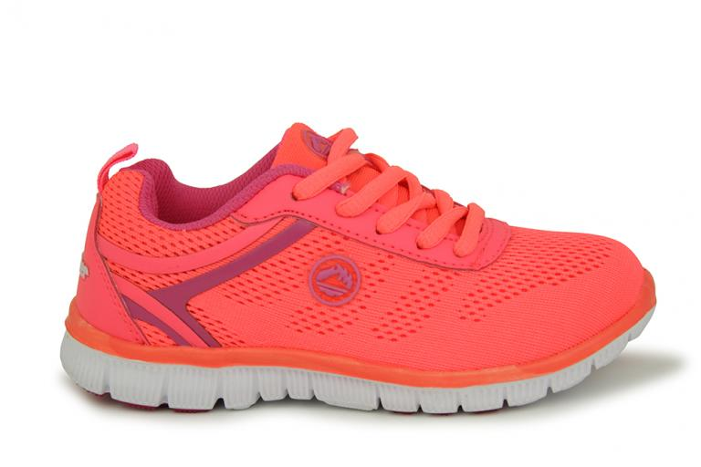 Running Junior Ricino Coral