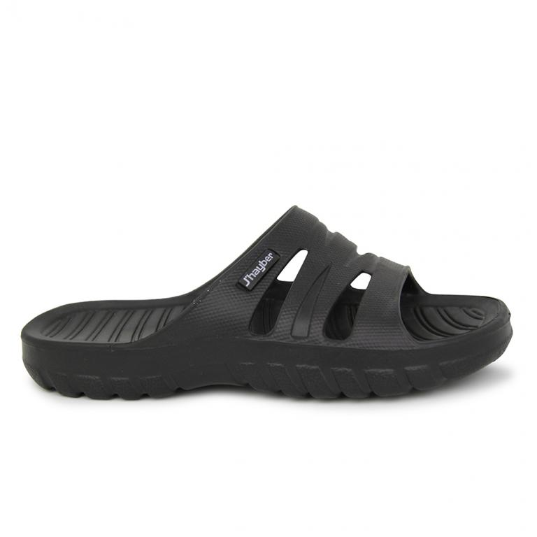 Chanclas Mujer Becate Black