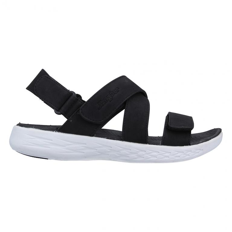 ZS43795-200 Sandalias de mujer oenato negro