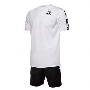 DA23023-100 Conjunto deportivo hombre pop 72 blanco