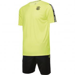 DA23023-700 Conjunto deportivo hombre pop 72 amarillo