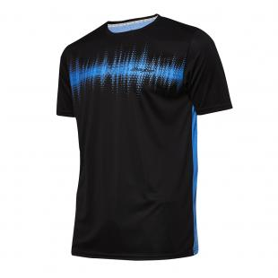 DA23024-200 Conjunto deportivo hombre frecuencia negro