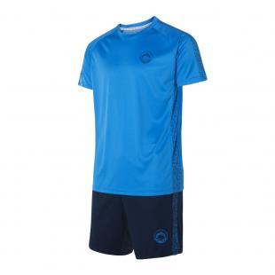 DA23025-300 Conjunto Deportivo Hombre SAFARI Azul