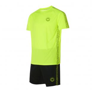 DA23025-700 Conjunto Deportivo Hombre SAFARI Amarillo
