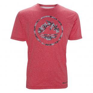 Camisetas Hombre Da3206 Red Melange