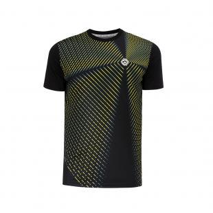 DA3212-200 Camiseta Deportiva Hombre Da3212 Negra