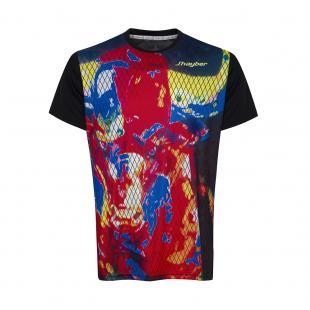 DA3215-200 Camiseta de hombre Da3215 Negro