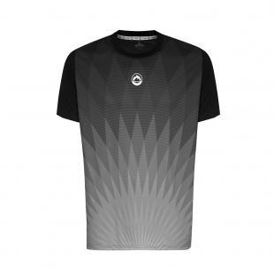 DA3216-200 Camiseta Deportiva CHRYSLER Negro
