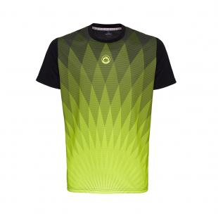 DA3216-601 Camiseta Deportiva CHRYSLER Negro-Lima