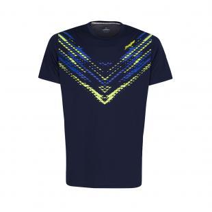 DA3217-300 Camiseta Deportiva WILD Azul