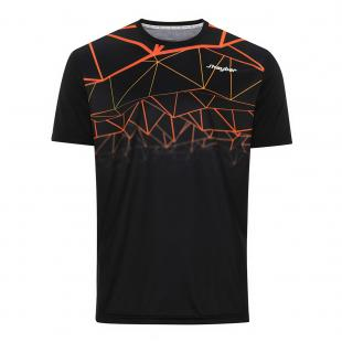 DA3218-200 Camiseta Deportiva PERSPECTIVE Negro