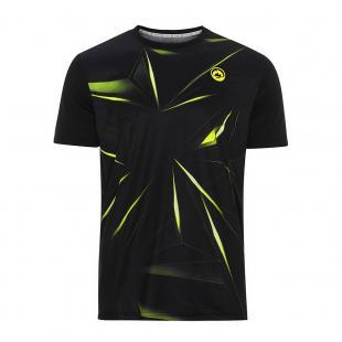 DA3219-200 Camiseta Deportiva GLASS Negro
