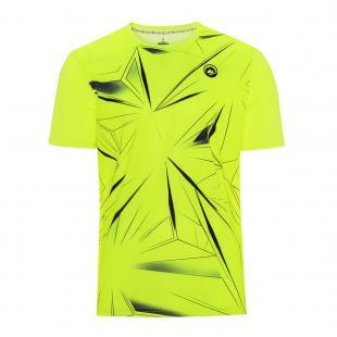 DA3219-600 Camiseta Deportiva GLASS Amarilla
