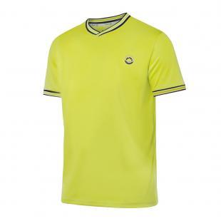 DA3225-600 Camiseta Deportiva Flame Amarilla