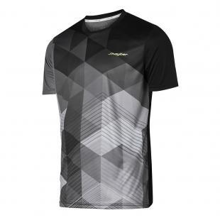 DA3226-200 Camiseta Deportiva Line negra
