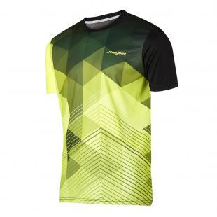 DA3226-600 Camiseta Deportiva Line Verde