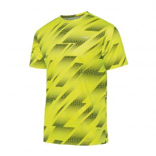 DA3228-600 Camiseta Deportiva Racing Amarilla