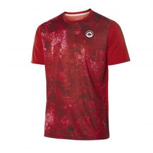 DA3233-400 Camiseta Deportiva Dye Roja